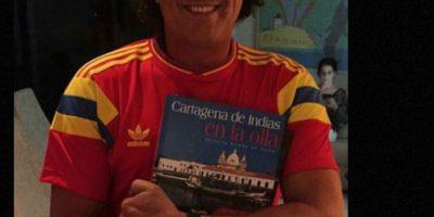 A Carlos Vives le robaron su bicicleta en Bogotá