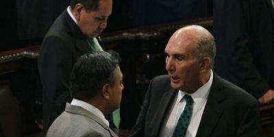 Taracena indica que Junta Directiva no autorizará permiso de ausencia a Rabbé