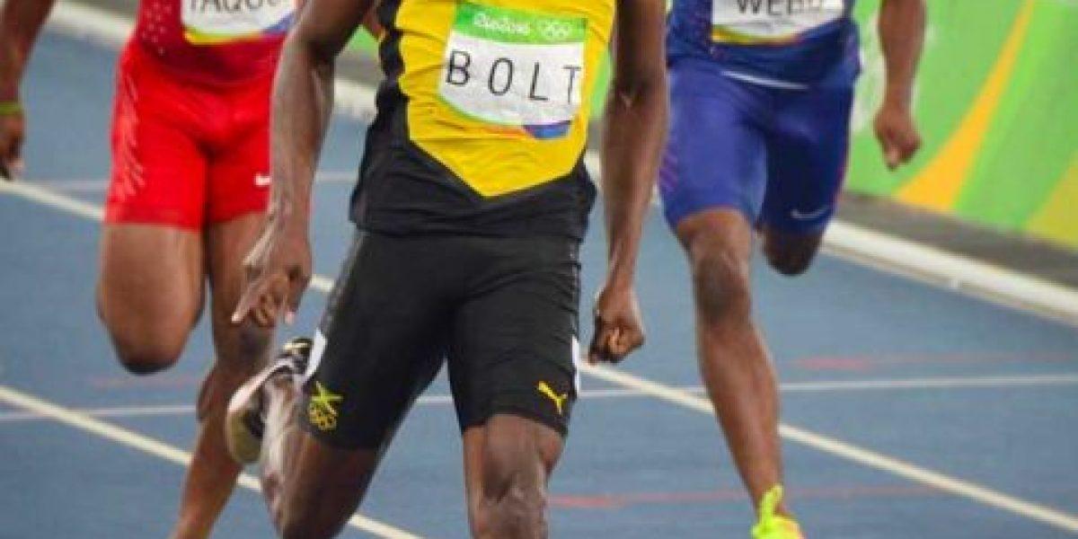 Cristiano Ronaldo es el fan número 1 de Usain Bolt