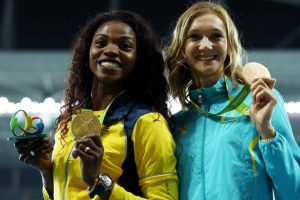 ORO: Caterine Ibarguen (Colombia/Triple salto) Foto: Getty Images