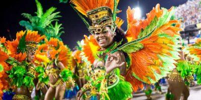 El carnaval será el protagonista del festejo. Foto:Getty Images
