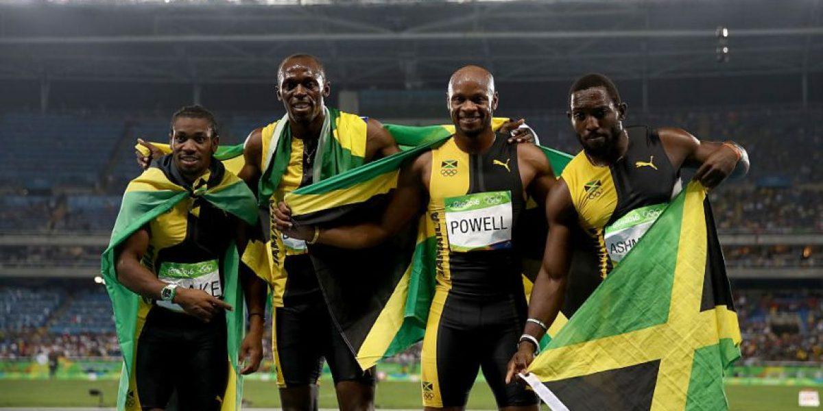 Rio 2016: Bolt logra su