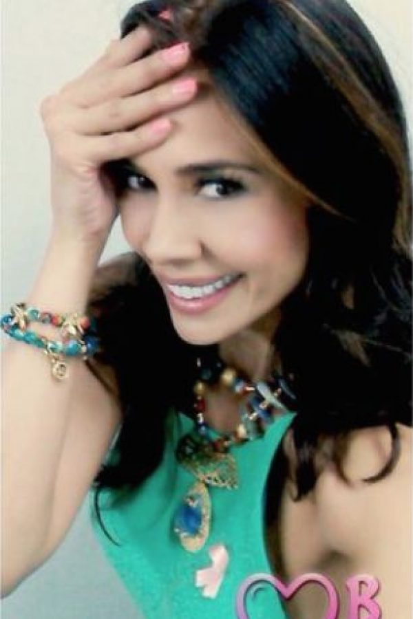 Martha Isabel Bolaños Foto:vía instagram.com/marthaisabelii