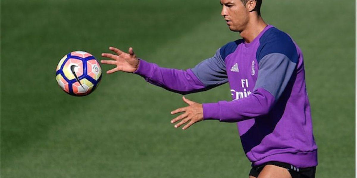 Cristiano Ronaldo le devuelve la alegría a Zidane