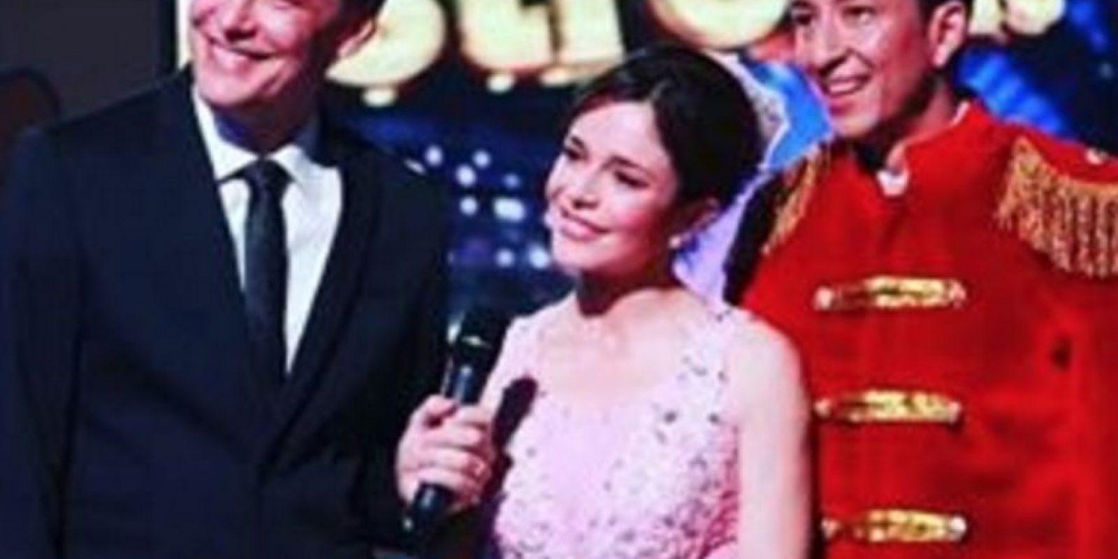 """También fue presentador de """"Bailando con las Estrellas"""". Foto:Instagram"""