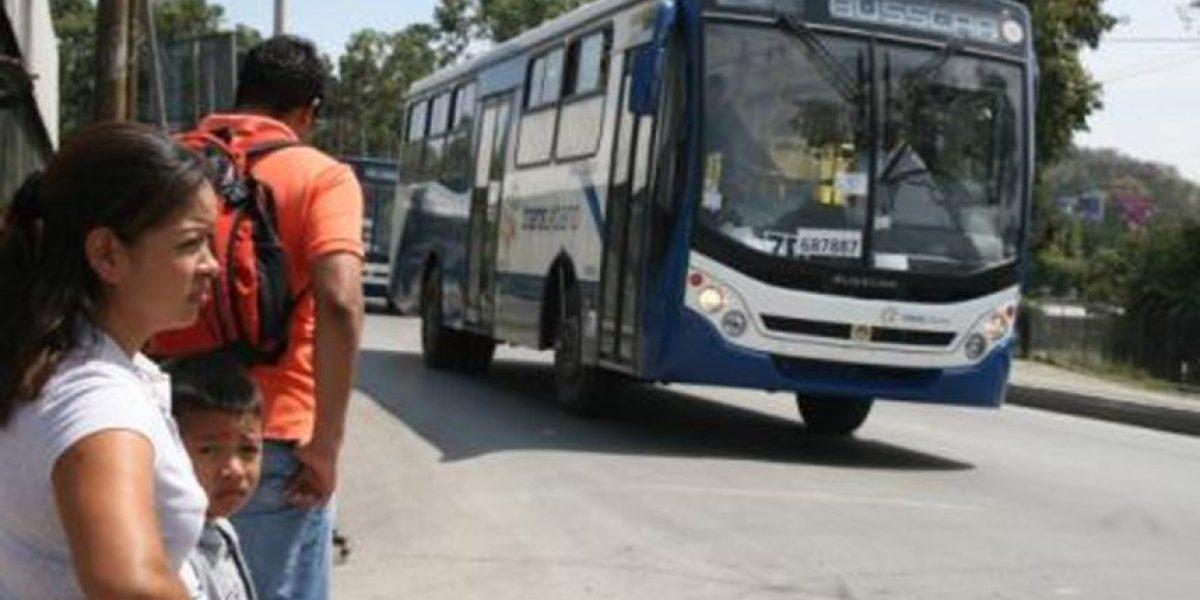 Transurbano sigue prestando servicio con normalidad, según comunicado