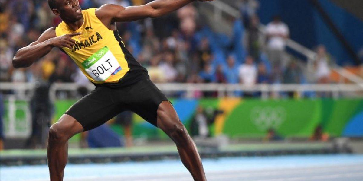 VIDEO. Usain Bolt antes de convertirse en el más veloz del mundo