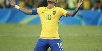 VIDEO. Neymar y el drama de Brasil al ganar la medalla de oro en los Juegos Olímpicos