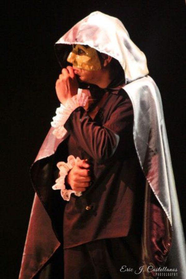 Obra de teatro en Guatemala Foto:Cortesía / Eric J. Castellanos