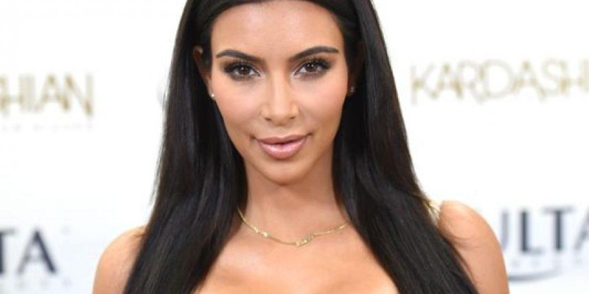 La foto que publica Kim Kardashian y sus atributos en todo su esplendor