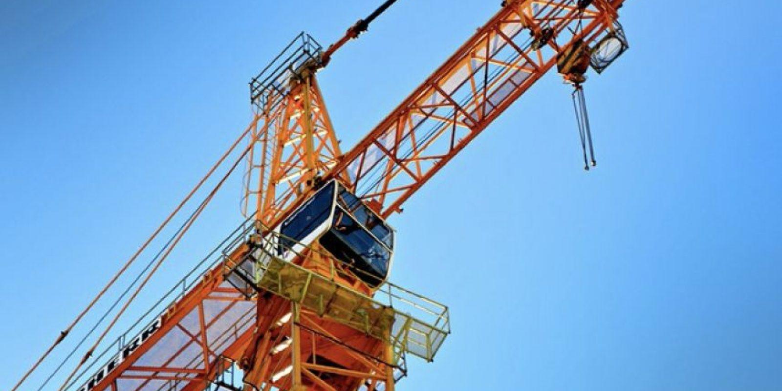1. Construcción. El 27.3% de los trabajadores son de origen latino Foto:Pixabay