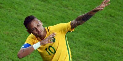 Neymar sorprende con un nuevo tatuaje en honor a su logro en #Rio2016