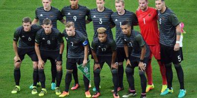 Jugador alemán publica disculpa por el gesto del