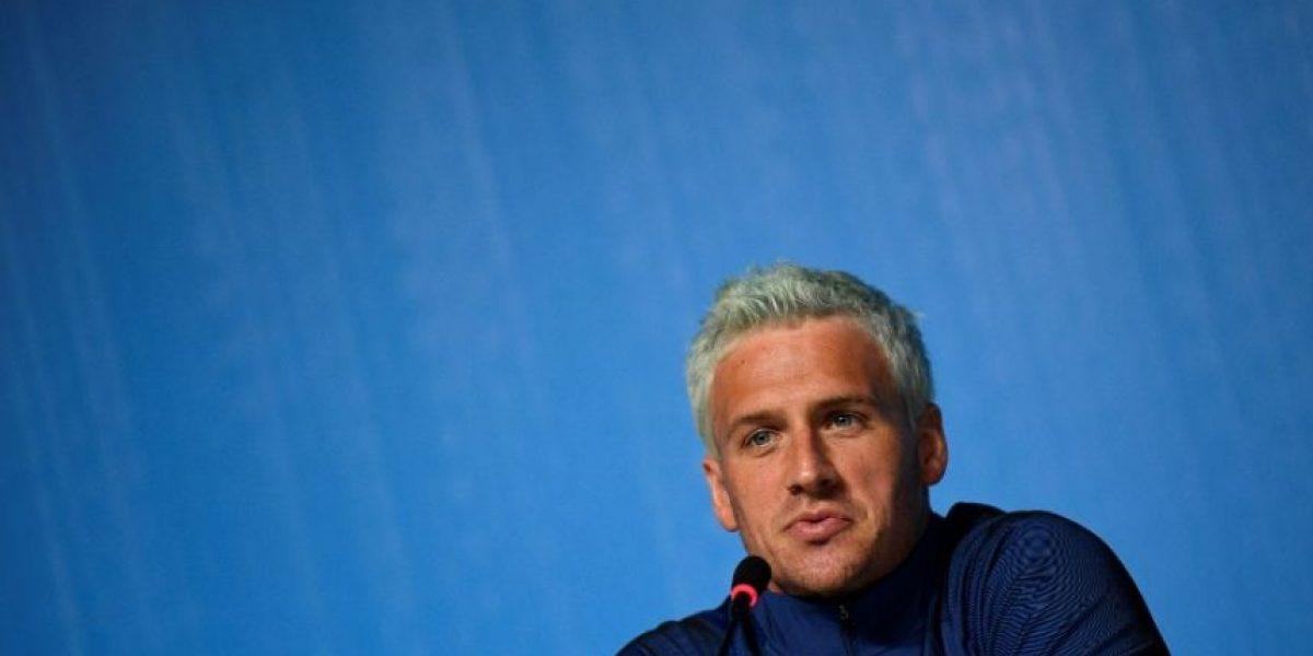 Surge otro problema para Ryan Lochte tras su escándalo en #Rio2016