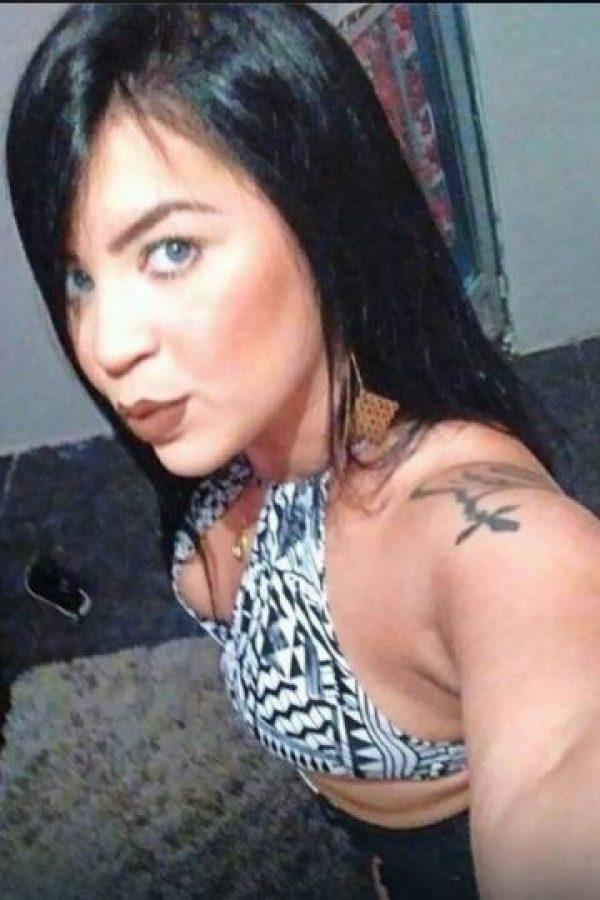 Es una brasileña de 20 años Foto:Facebook