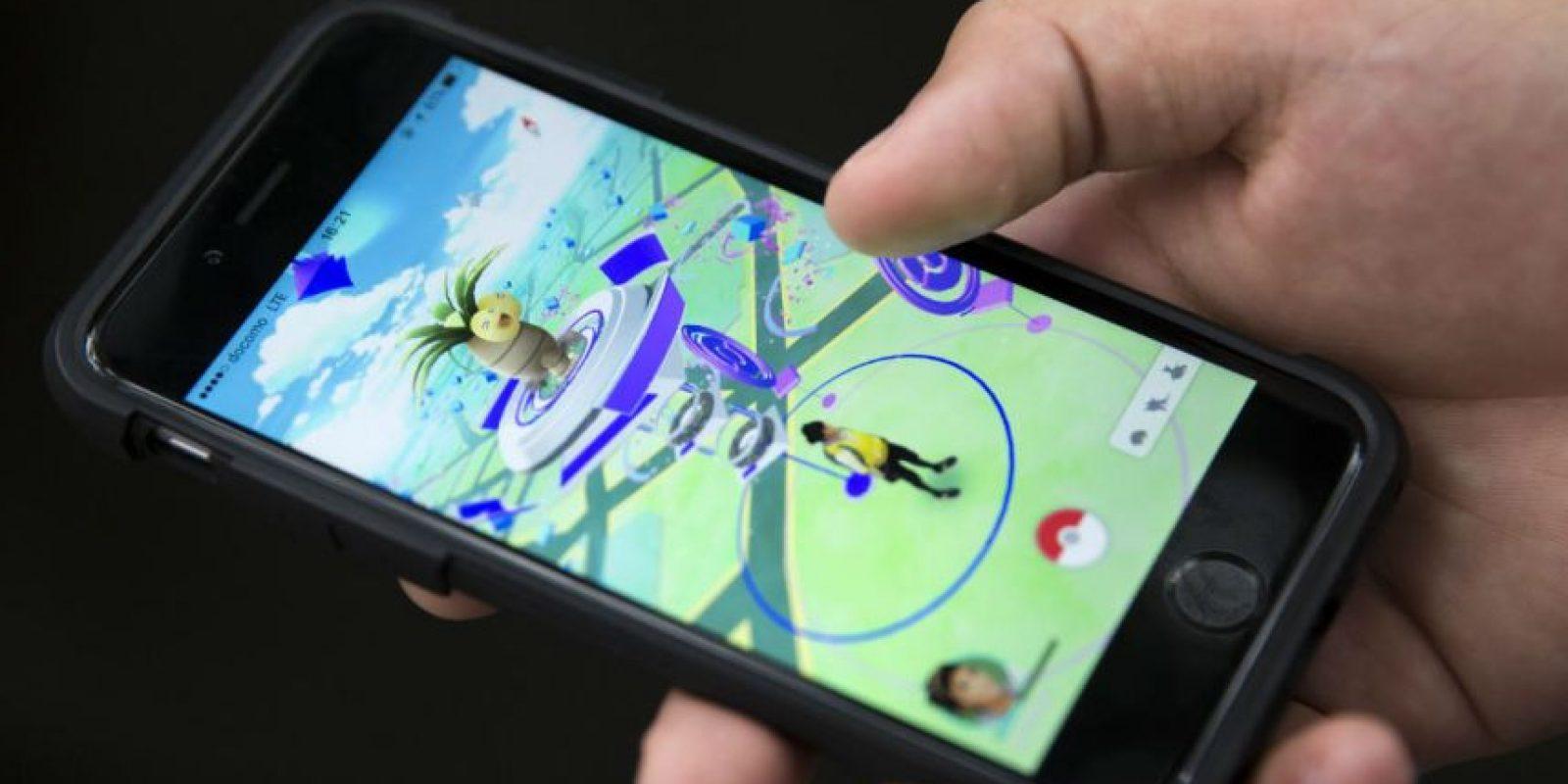 Y la última es subiendo de nivel. Foto:Pokémon