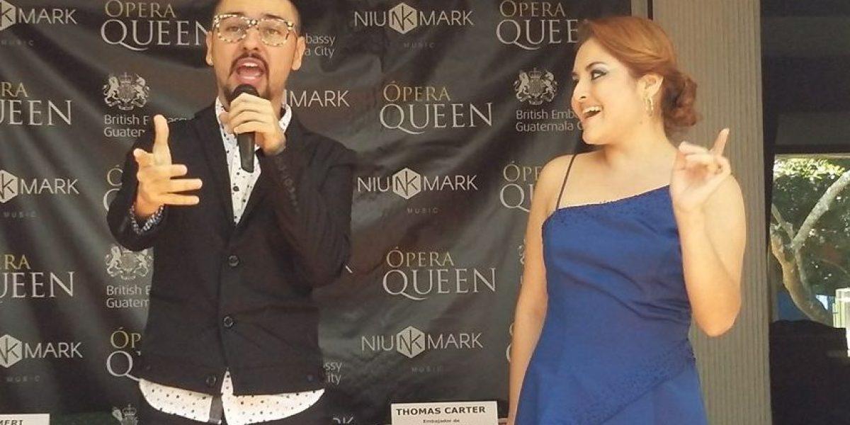 La música de Queen se fusionará con la ópera en un concierto único