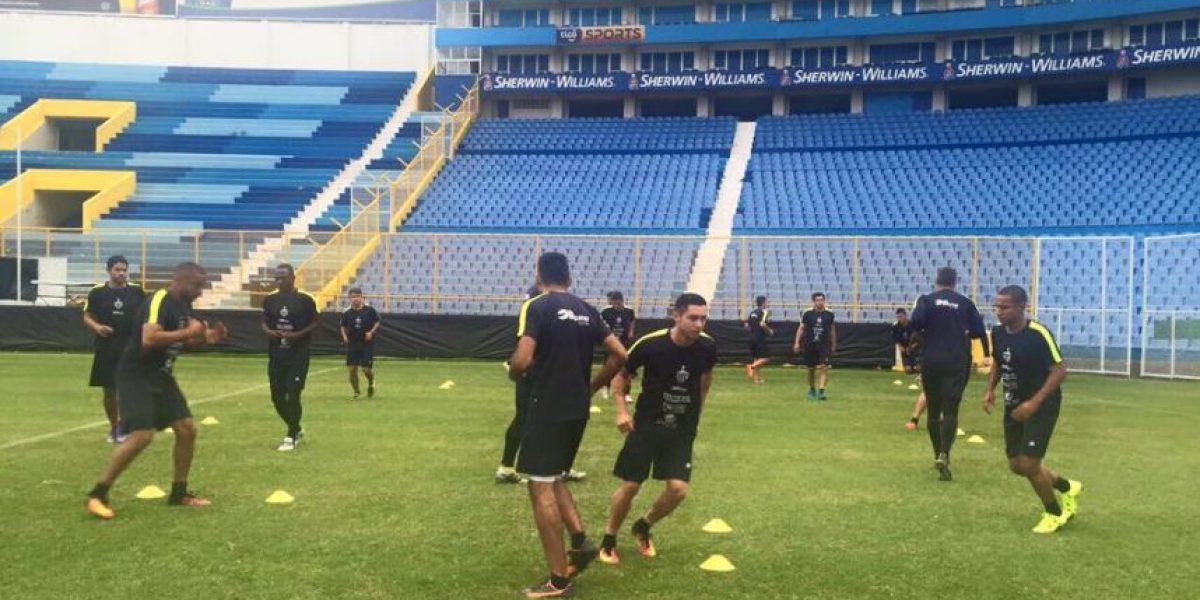 Antigua GFC se pone a prueba una vez más, ahora en El Salvador