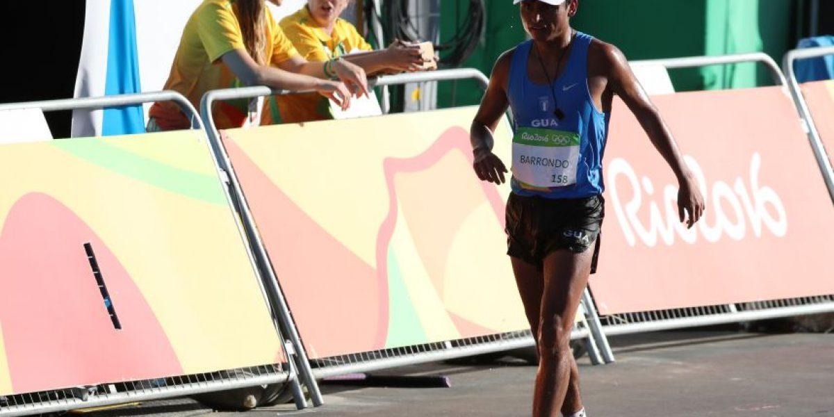 ¿Retrocedió la marcha atlética de Guatemala luego de #Rio2016?