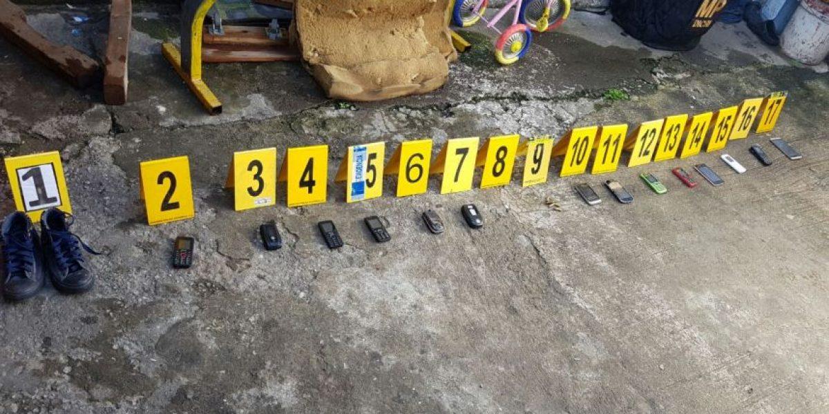 PNC captura a tres mujeres, una es vinculada a un caso decapitación