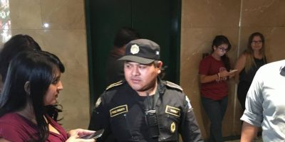 Entregan citación urgente a diputado denunciado por agresión