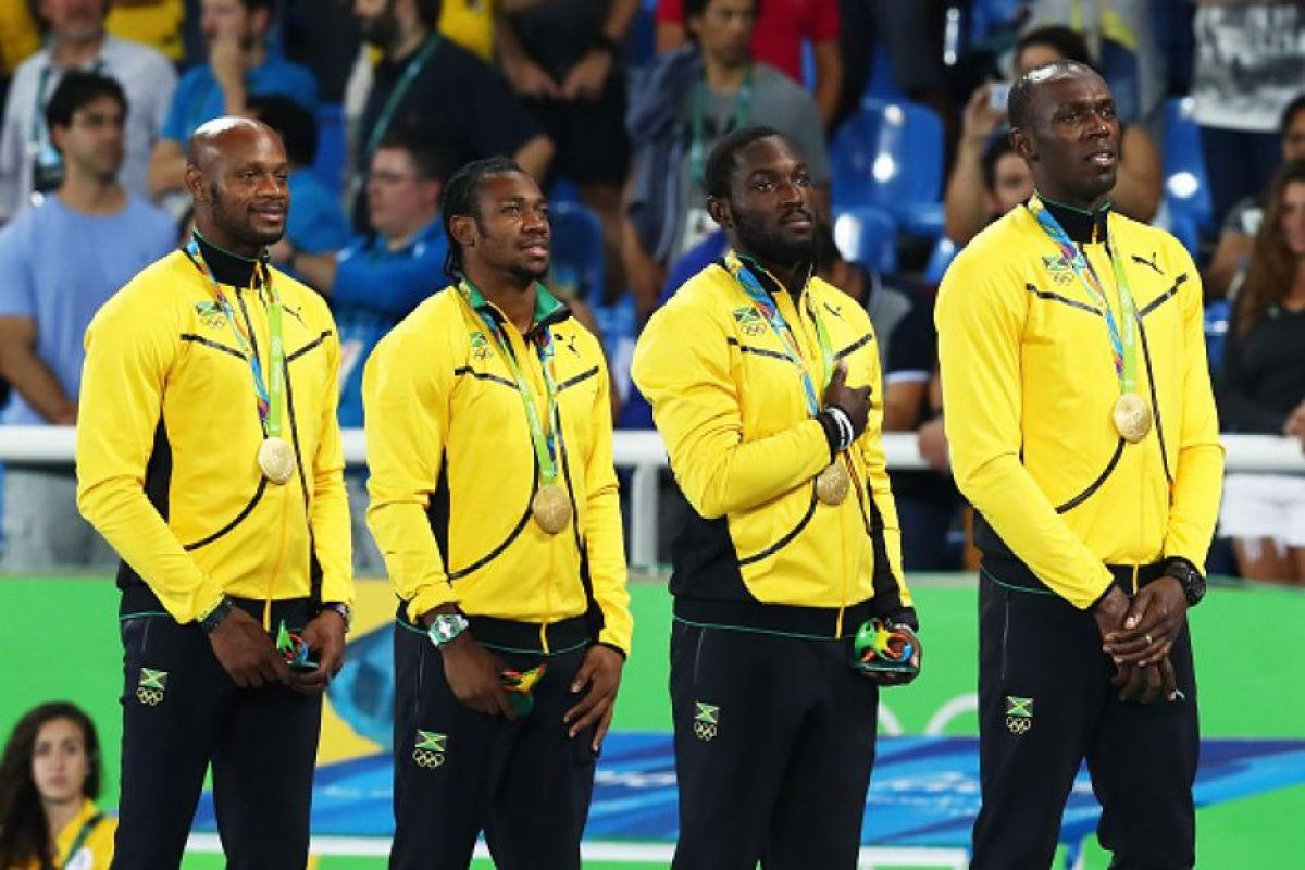 Se dice que fueron sus últimos Juegos Olímpicos Foto:Getty Images