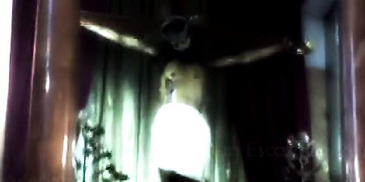 VIDEO: Una imagen de Jesucristo