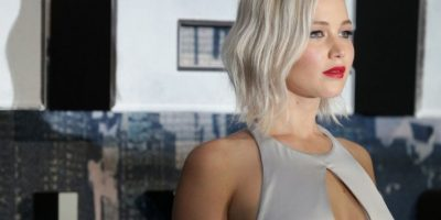 Jennifer Lawrence es la actriz mejor pagada, según Forbes