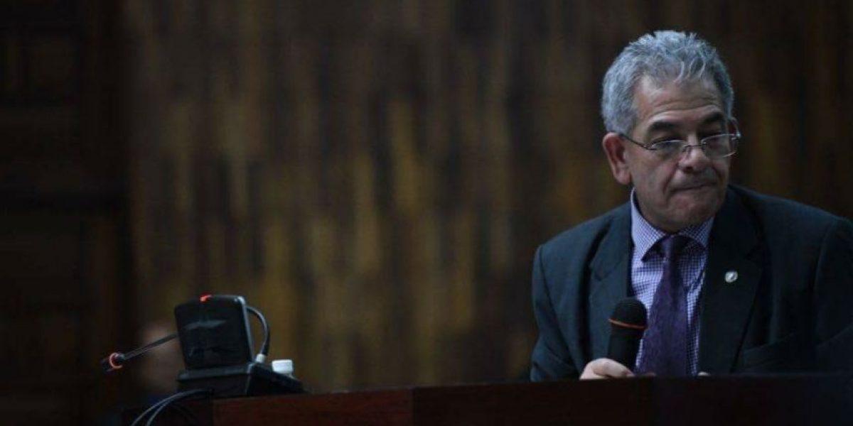 CIDH ordena medidas cautelares a favor del juez Miguel Gálvez