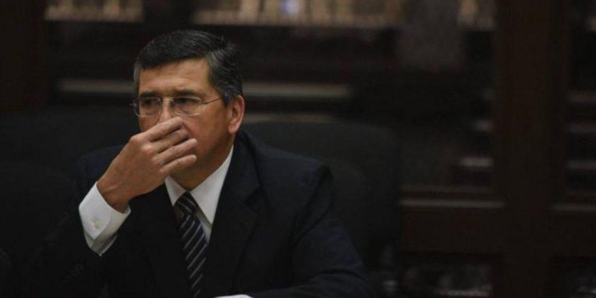 Juez dice estar próximo a emitir sentencia en juicio abreviado contra Edgar Barquín