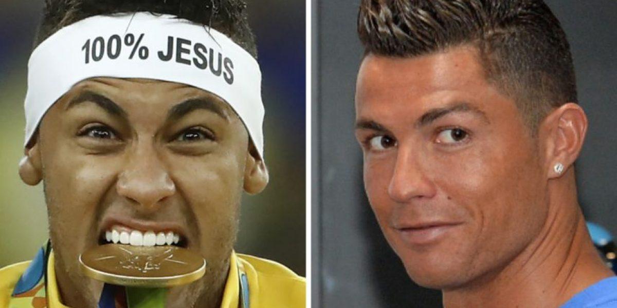 Se filtra supuesta conversación entre Neymar y Ronaldo y se vuelve viral
