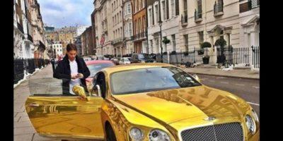 De acuerdo con la policía británica, la mayoría de la gente rica perseguida por fraude no tiene cuentas en Instagram u otra red social, pero sí sus hijos, empleados o asociados, que además suelen ser bastante activos. Foto:Instagram