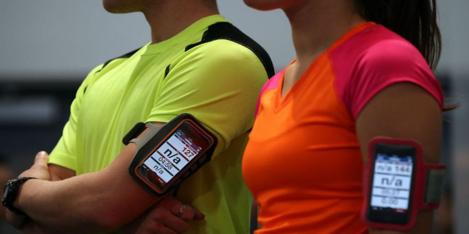 Su celular puede ayudarlos a tener una vida saludable Foto:Getty Images