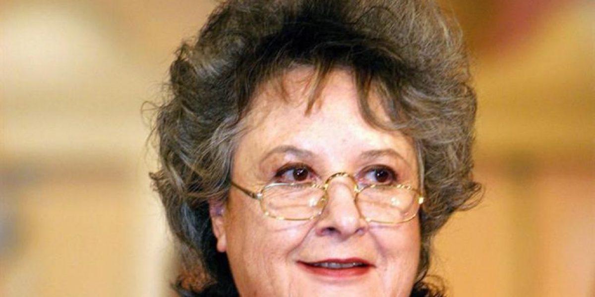 Muere Evita Muñoz