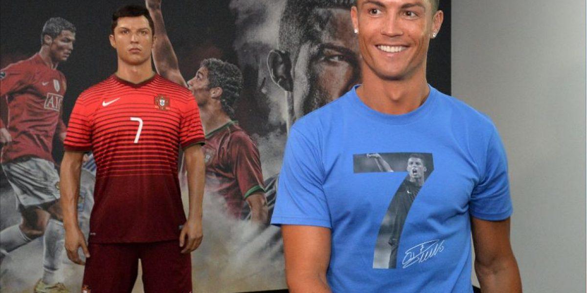 Cristiano Ronaldo y su nuevo tratamiento estético femenino