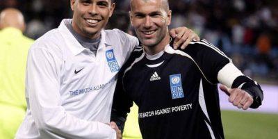 Ronaldo Nazario vuelve al Real Madrid