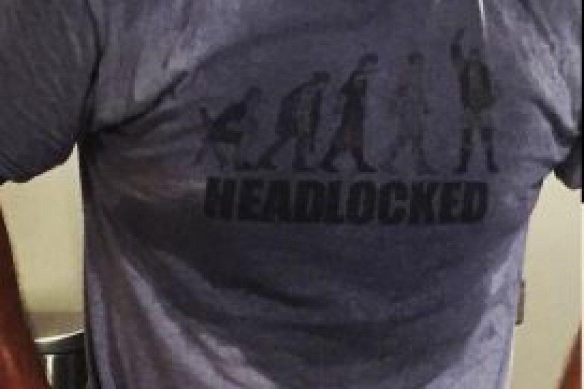 Perdió el Campeonato de NXT y terminó con la mandíbula dislocada Foto:Instagram