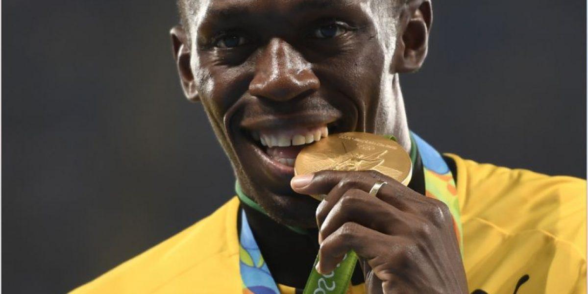 Una zapatilla de Usain Bolt alcanzó un valor impresionante