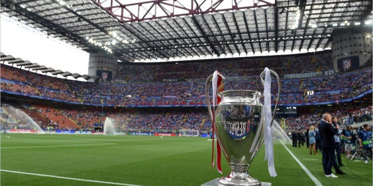 Calendario de partidos de la Champions League 2016-2017
