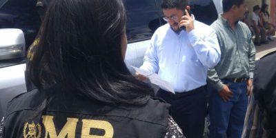 Alcalde de Santa Catarina Pinula capturado por homicidio culposo #CasoCambray