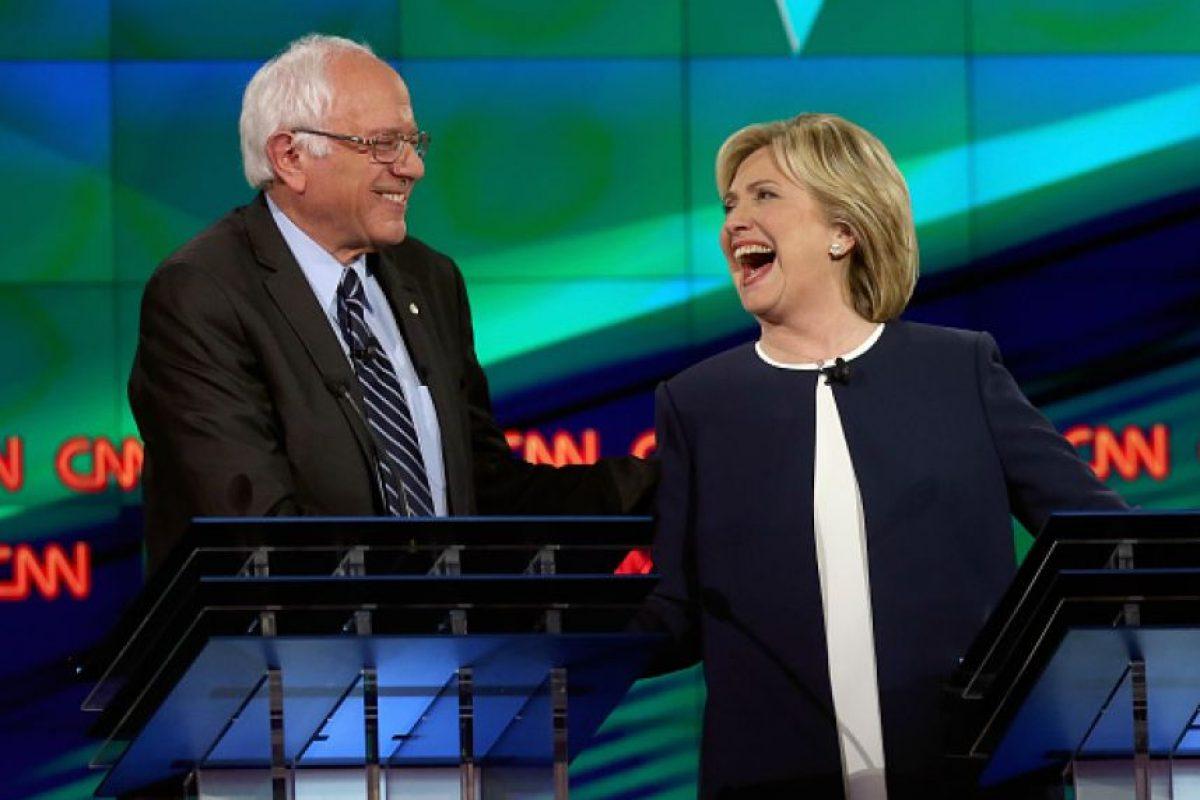 También fue sede del debate entre Hillary Clinton y Bernie Sanders en la contienda por la candidatura presidencial del Partido Demócrata Foto:Getty Images