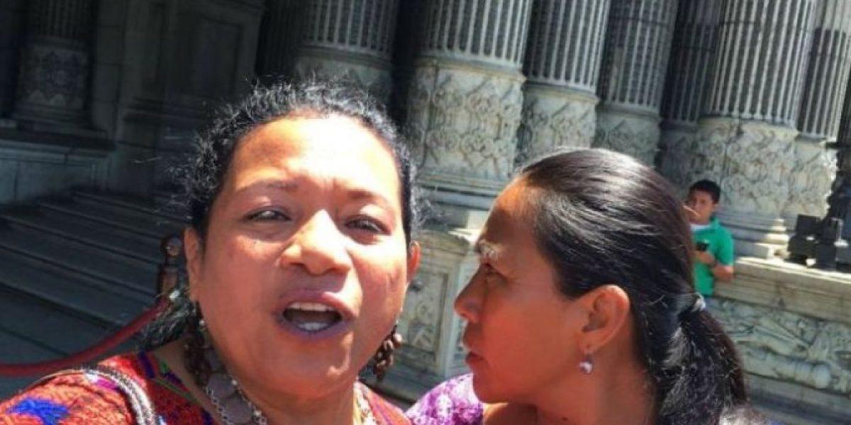Gobernadora pide desestimar denuncia por agresión y Jimmy Morales comenta al respecto