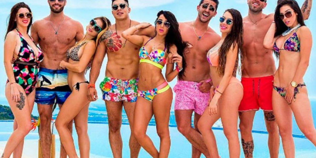 El elenco de Acapulco Shore viene a Guatemala y tu podrás salir de fiesta con ellos