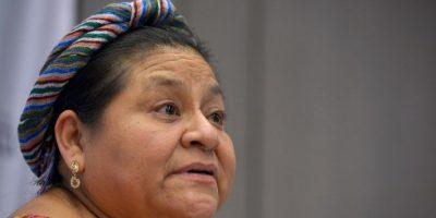 Rigoberta Menchú se congratula con el acuerdo de paz en Colombia