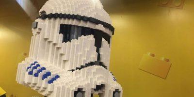 La zona de actividades de Lego que emocionará a chicos y grandes
