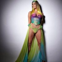 "Carmen Carrera, concursante de ""Rupaul's Drag Race"". Foto:MarcoMarco.com"