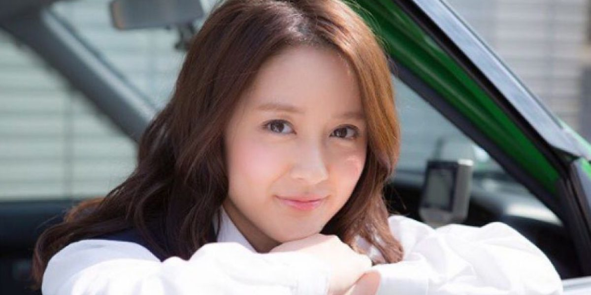 FOTOS. La taxista más sensual del mundo está en Japón y se llama Ikuta Kana