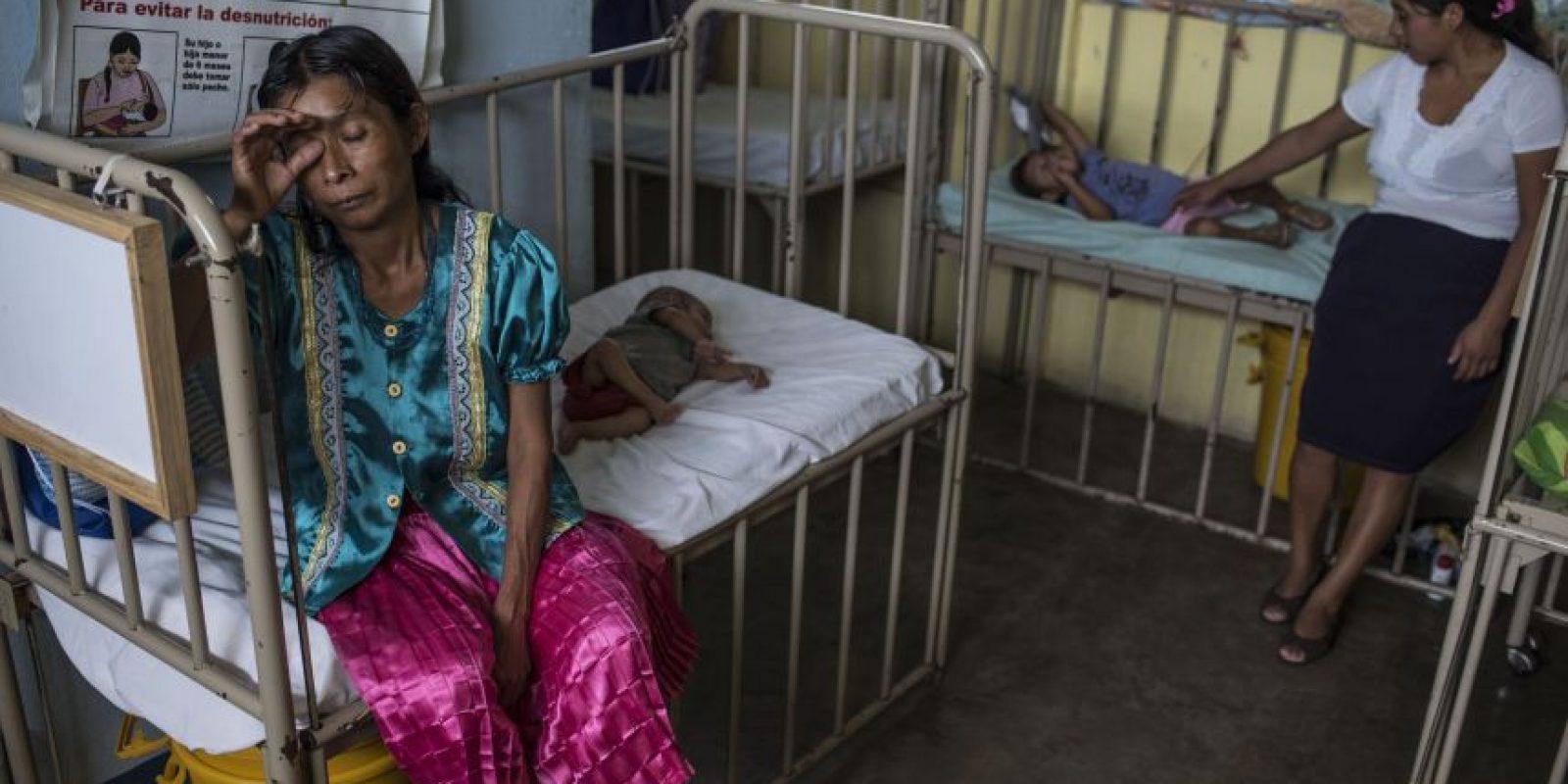 El CRN de Jocotán tiene capacidad para atender a 15 pacientes. Foto:Oliver de Ros