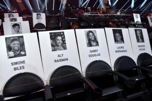 Todo listo para los MTV Video Music Awards Foto:AFP