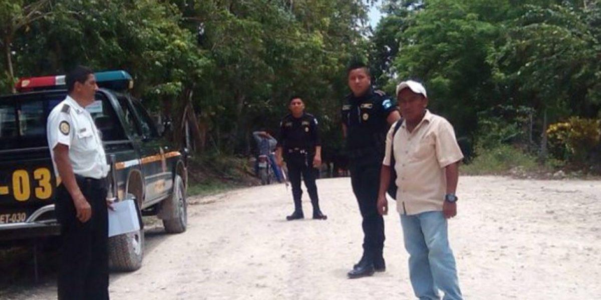 Continúa trabajo de acercamiento con pobladores en zona de adyacencia con Belice